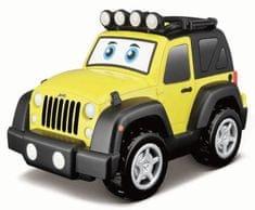 EP LINE Jeep so svetlom a zvukom