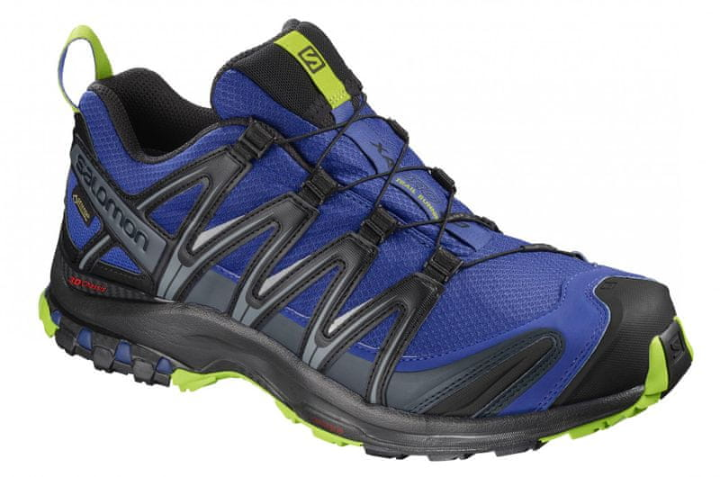 Salomon Xa Pro 3D Gtx® Mazarine Blue Wil/Black/Lime Green 46.0