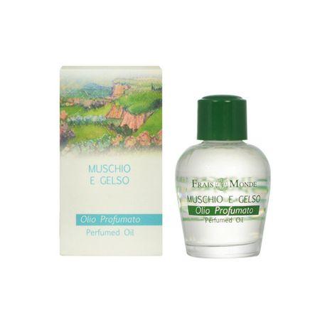 Frais Monde Illatosított olajos mártással és almás illatosított olajjal 12 ml