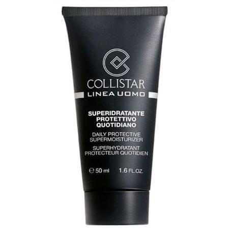 Collistar Hidratáló nappali arcápoló férfiaknak (Daily Protective Supermoisturizer) 50 ml