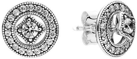Pandora Kristály fülbevaló 2in1 290721CZ ezüst 925/1000