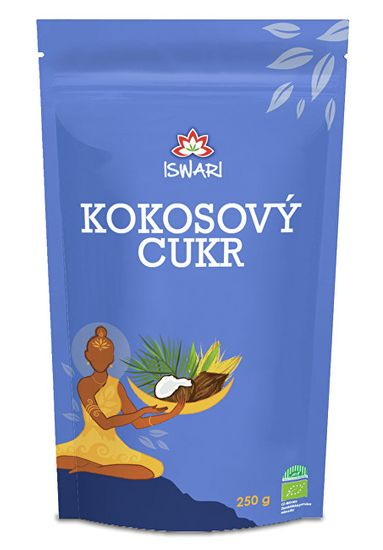 Iswari Bio Kokosový cukor