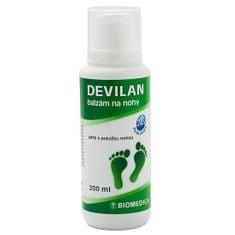 Biomedica Devilan balzám na nohy 200 ml