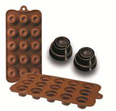 Ibili Formičky na čokoládu Delice 10,5x21cm