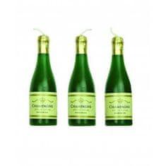 PME Svíčky na dort šampaňské 6ks