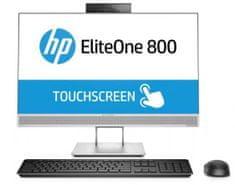 HP AiO računalnik EliteOne 800 G4 AIO i5-8500/8GB/SSD512GB/23,8FHD/W10P (4KX04EA#BED)