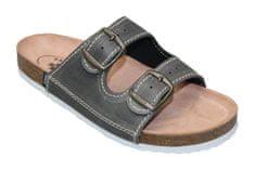 SANTÉ Zdravotní obuv dámská D/21/90/BP antracit