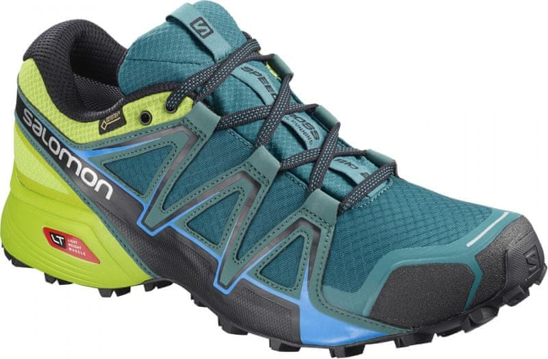 Salomon Speedcross Vario 2 Gtx® Deep Lagoon/Black/Lime Green 44.0