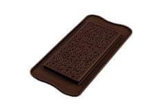 Silikomart Silikonová forma na čokoládu – tabulka kávová zrna