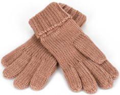 s.Oliver dámské růžové rukavice