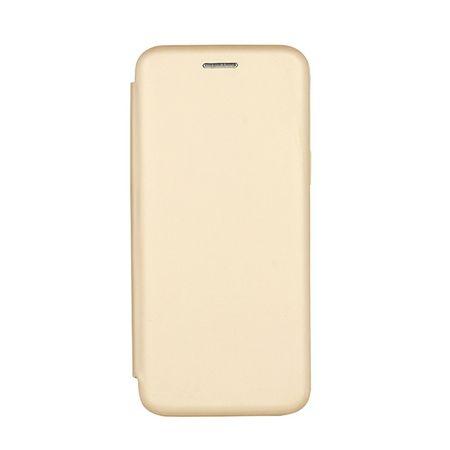 Havana torbica Premium Soft za iPhone X/Xs, preklopna, zlata