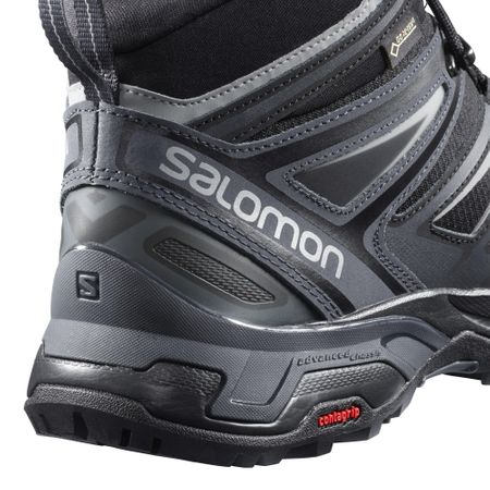 Salomon X Ultra 3 Mid Gtx® Black India Ink Monument 45.3  15730a35368