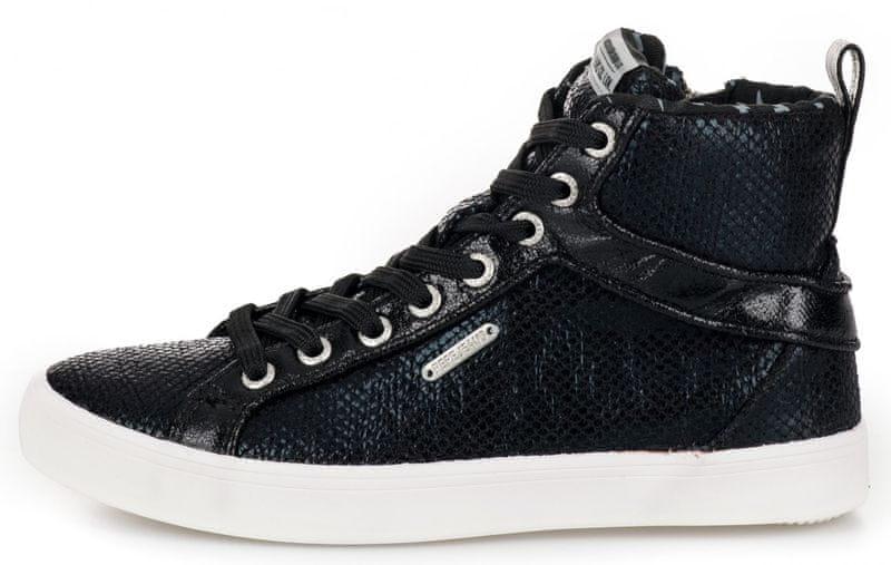 694609e3778f Pepe Jeans dámské kotníčkové tenisky Stark Luxor 36 černá