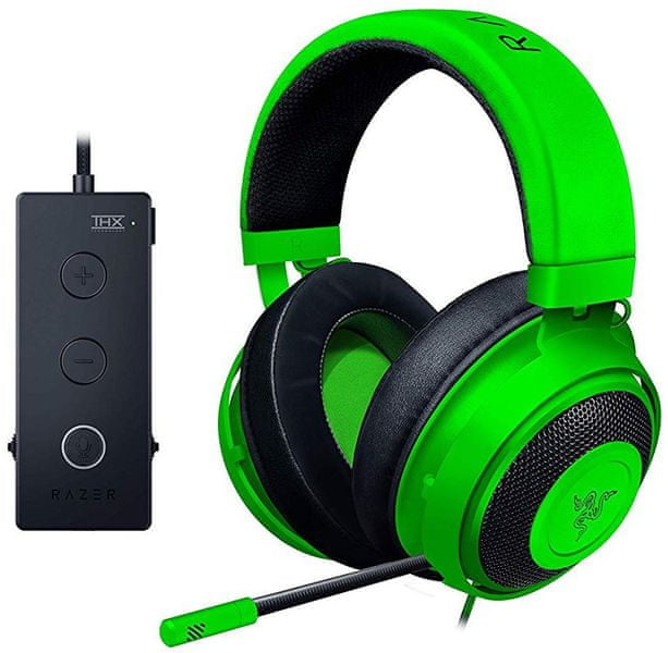 Razer Kraken Tournament Edition, zelená (RZ04-02051100-R3M1)