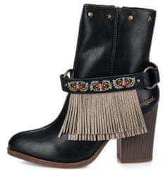 Desigual dámská kotníčková obuv Folk Gipsy Patch