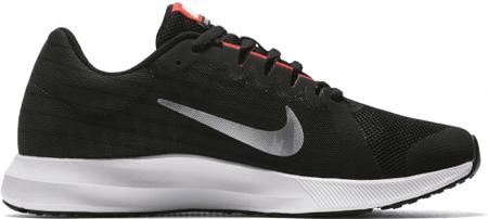 Nike dekliške superge Downshifter 8 (GS) Running Shoe, 35,5, črni