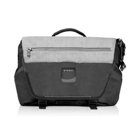 "Everki torba na laptopa CONTEMPRO BIKE MESSENGER 14,1"" czarna BAGBR-EVR-CPBM-14BL"