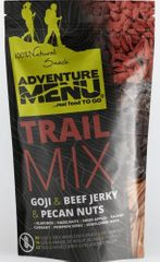 Adventure Menu Trail Mix - Goji-Hovězí Jerky-Pecanové ořechy 100g