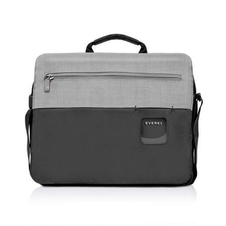 "Everki torba na laptopa CONTEMPRO SHOULDER BAG 14,1"" czarna BAGBR-EVR-CPSB-14BL"