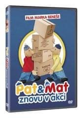 Pat a Mat znovu v akci   - DVD
