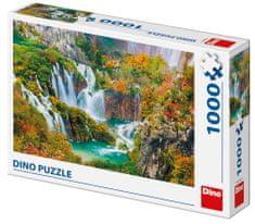 Dino Plitvická jezera 1000 dílků