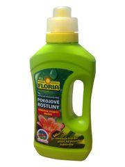 AGRO CS FLORIA Kapalné hnojivo pro pokojové rostliny s účinkem proti smutnicím 0,5 l