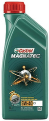 Castrol motorno olje Magnatec C3 5W-40, 1 L