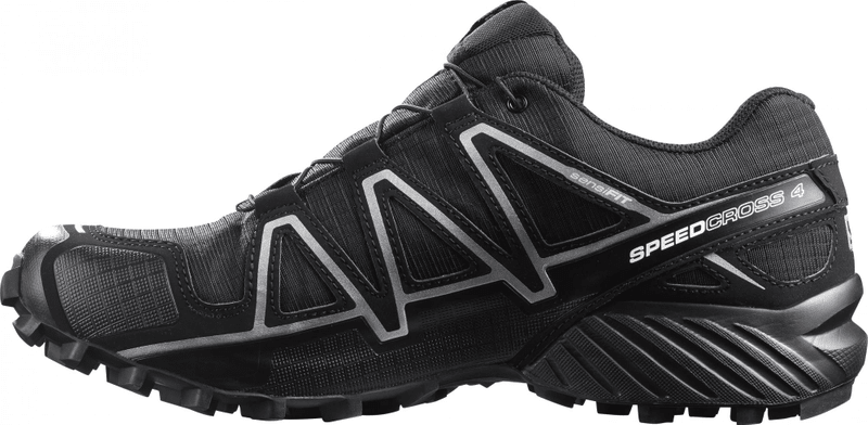 ... 4 - Salomon Speedcross 4 Gtx® Black Black Silver Metallic-X 42.7 ... f23caac7fd3