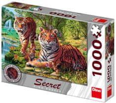 Dino Tygři secret collection 1000 dílků