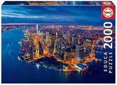 Educa sestavljanka Times Square – New York, 2000 kosov