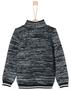 2 - s.Oliver fantovski pulover, 116 - 122, siv