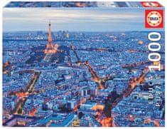 Educa sestavljanka Pariz v Lučeh, 1000 kosov
