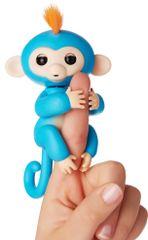 WowWee Fingerlings -Opička Boris modrá