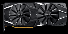Asus grafička kartica DUAL Advanced GeForce RTX 2070, 8 GB GDDR6  (DUAL-RTX2070-A8G)