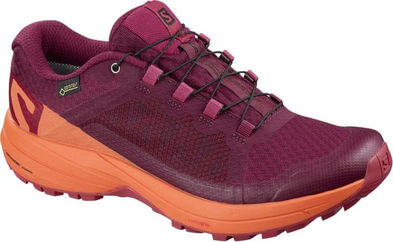 Salomon Xa Elevate Gtx® W Beet Red Nasturtium Virtual Pink 39.3 1f909dcdd82