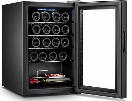 GUZZANTI GZ 20 vinoteka, 53 l