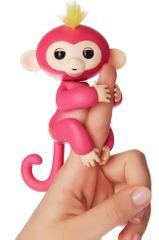 WowWee Fingerlings opica Bella, roza 3705