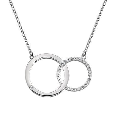 Hot Diamonds Miłość staje naszyjnik Hot Diamonds DN127 srebro 925/1000