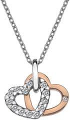 Hot Diamonds Medál Hot Diamonds Valentines white topaz DP683 ezüst 925/1000
