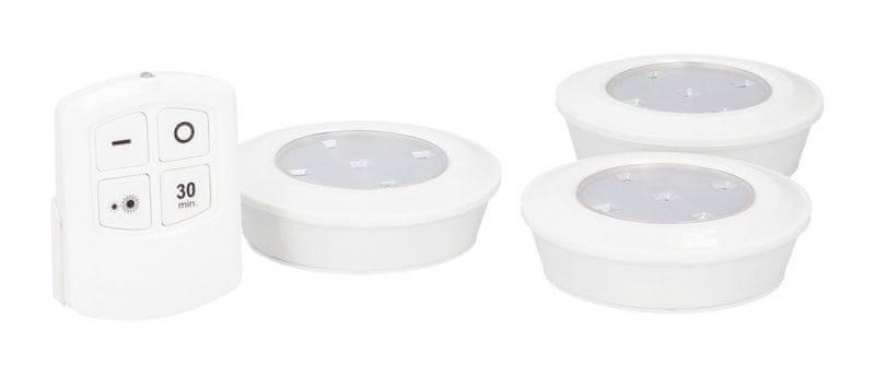 Grundig Noční LED světla sada 3 ks TL-987