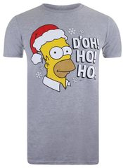 Christmas T-shirt moška majica Doh! ho! ho!