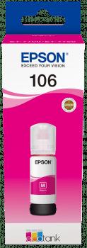 Epson tusz do drukarki 106, magenta (C13T00R340)