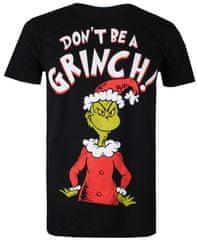 Christmas T-shirt moška majica Don't be a Grinch