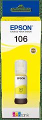 Epson 106, žlutá (C13T00R440)
