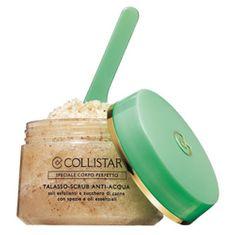 Collistar Zeštíhlující tělový peeling (Anti-Water Talasso-Scrub) 700 ml