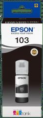 Epson EcoTank 103 tinta, bočica, crna (C13T00S14A)