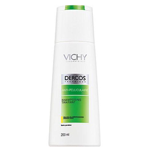 Vichy Šampon proti lupům pro suché vlasy Dercos (Objem 390 ml)