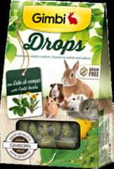 Gimborn Drops pro hlodavce s polnimi bylinkami 50g
