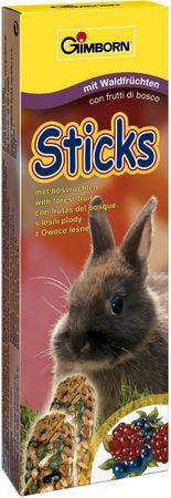 Gimborn Sticks králík lesní plody 2ks