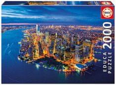 Educa sestavljanka New York pogled iz zraka, 2000 kosov